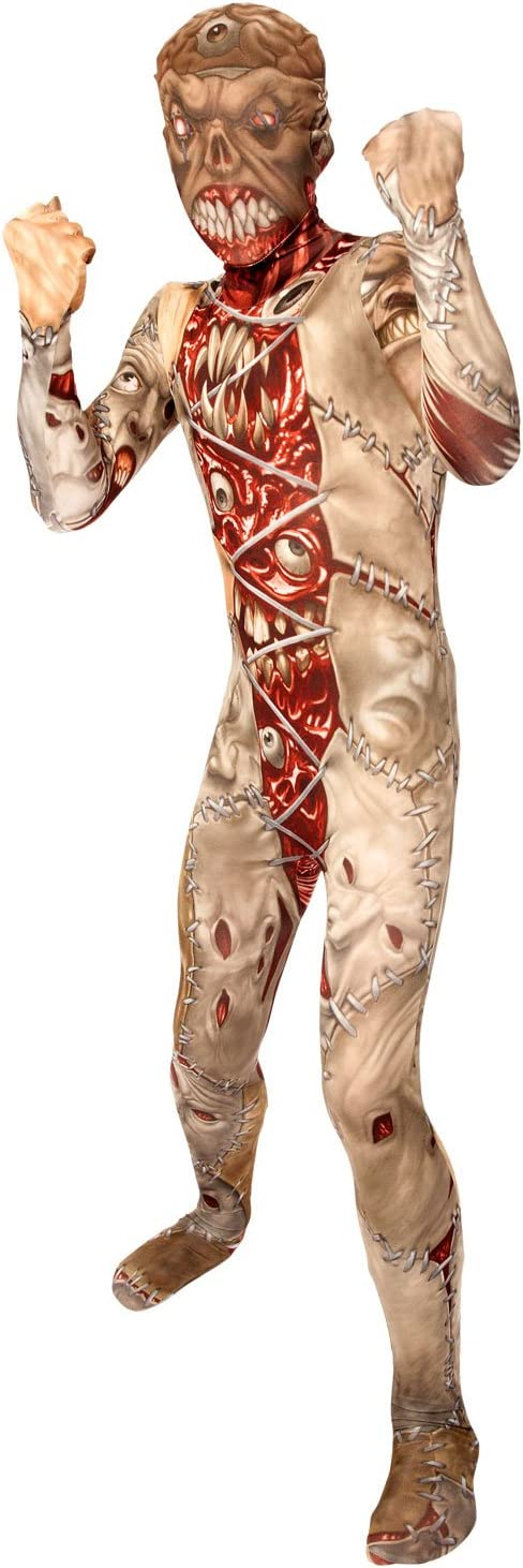 Morphsuits, Disfraz infantil, Monstruo, Facelift, Medium: Amazon ...