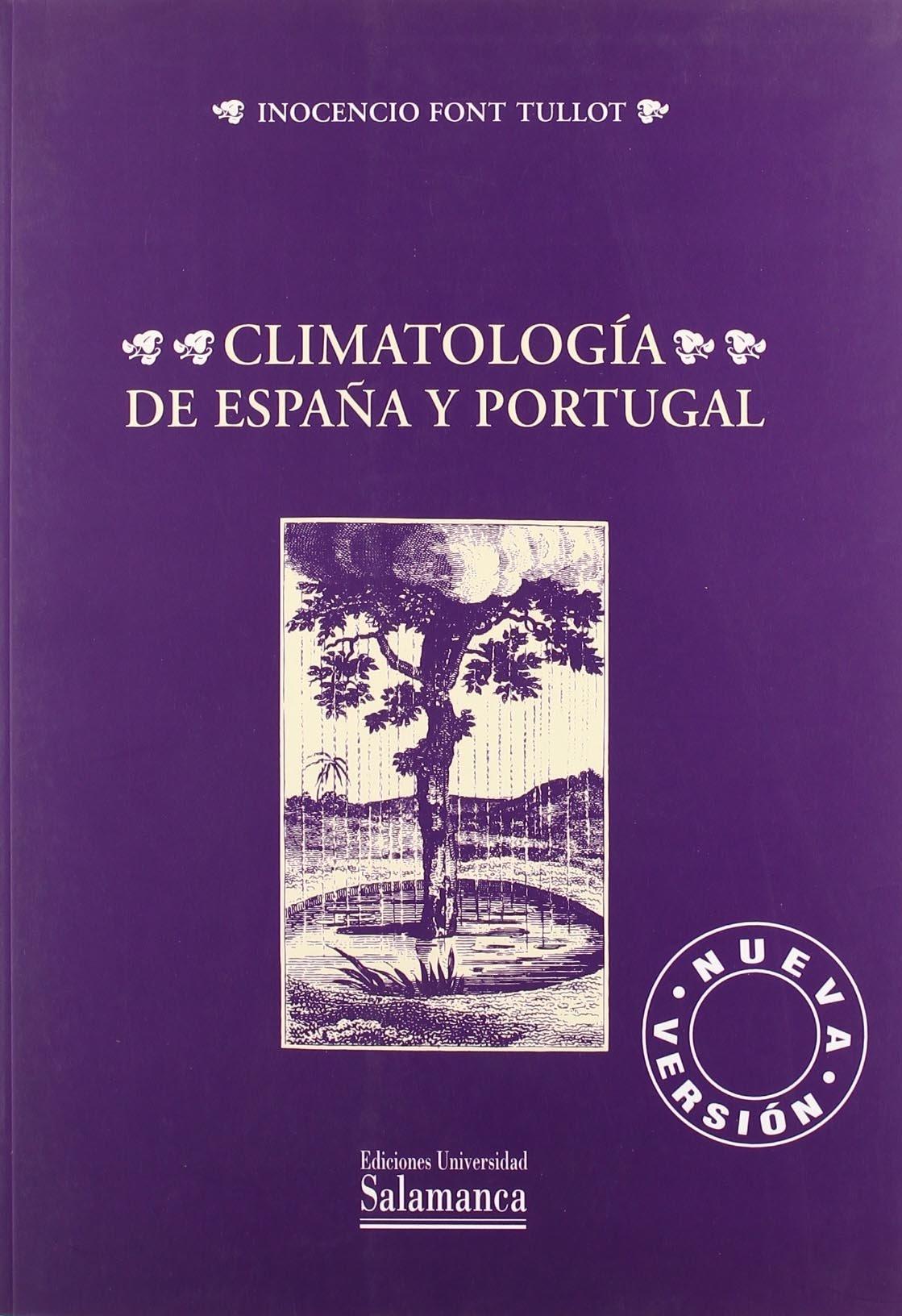 Climatología de España y Portugal Biblioteca de las ciencias ...