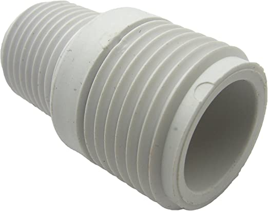 """THREADED HEX NIPPLE JOINER POLY FITTINGS GUYCO IRRIGATION 4/"""" BSP 100MM"""