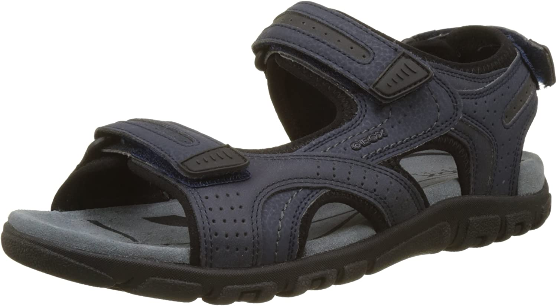 Geox Men's Strada 27 Touring Sandal Sport