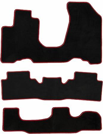 GGBAILEY Black Loop Driver /& Passenger Floor Mats Custom-Fit for Lexus IS-C Convertible  2009-2014