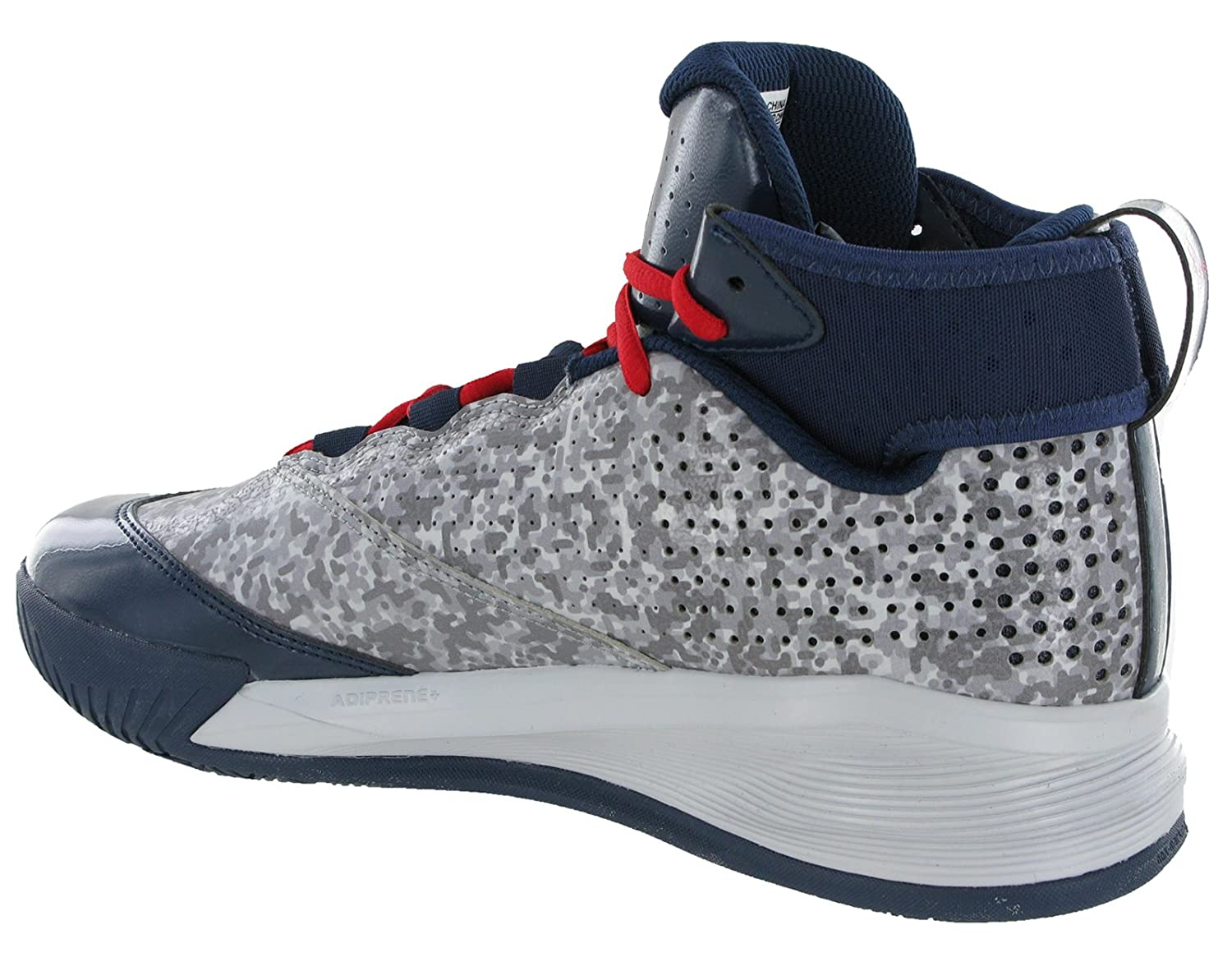 Adidas Rim Reaper Basketball Mens Boots AQ8495: Amazon.co.uk: Shoes & Bags