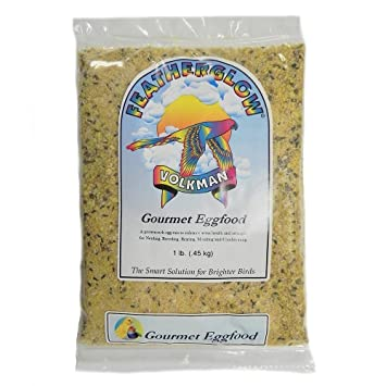 Amazon volkman seed featherglow gourmet eggfood 1lb pet volkman seed featherglow gourmet eggfood 1lb forumfinder Image collections