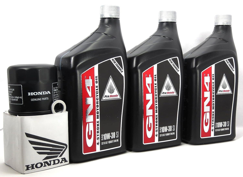 2007 Honda vt600 C / CDシャドウVLX /シャドウVLXデラックスオイル変更キット B00ATTRSTS