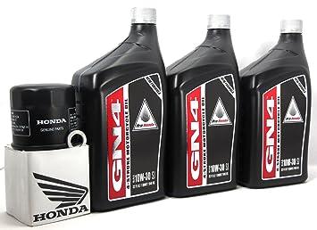 2009 Honda Cbr600rr Ra Oil Change Kit