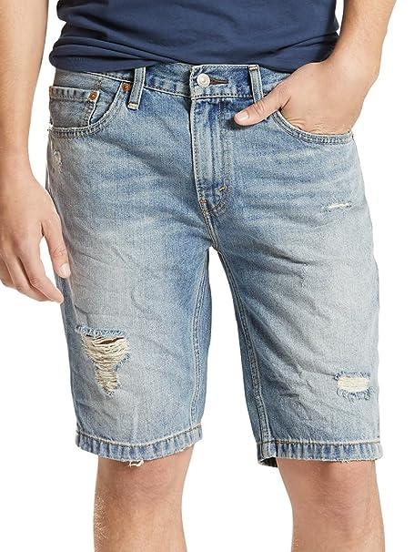 0aaf92551d2b9 Levi  s Pantalón 511 Slim Fit dobladillo corto  Amazon.es  Ropa y accesorios