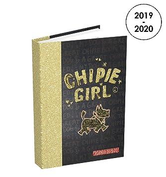 Chiie - Agenda diaria 2019 - 2020 de agosto a julio - 1 día ...