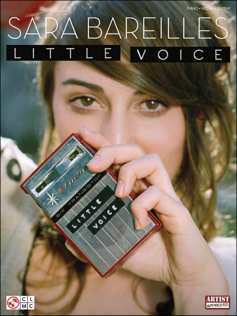 Amazon Sara Bareilles Little Voice Pianovocalguitar