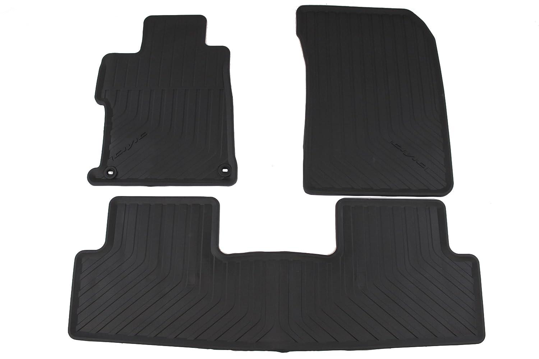 Floor mats for honda civic - Amazon Com Genuine Honda Accessories 08p13 Tr0 110a Black All Season Floor Mat For Select Civic Models Automotive