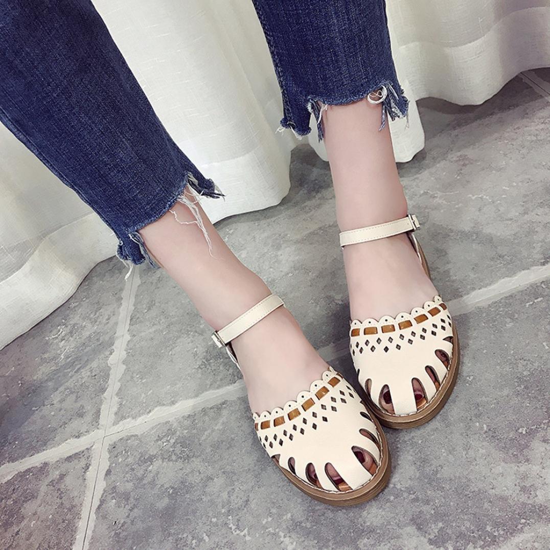 e5a0b772d7dadf Amazon.com  SUKEQ Women Flats