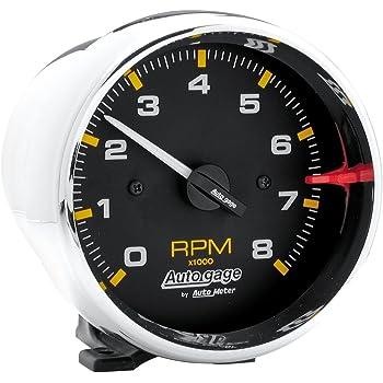 auto meter 2300 autogage tachometer automotive. Black Bedroom Furniture Sets. Home Design Ideas