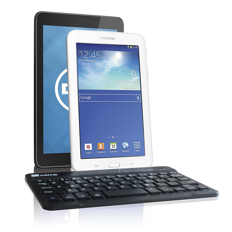 7 39 39 wireless keyboard for windows tablet microsoft surface hp stream 7 8 lenovo ebay. Black Bedroom Furniture Sets. Home Design Ideas