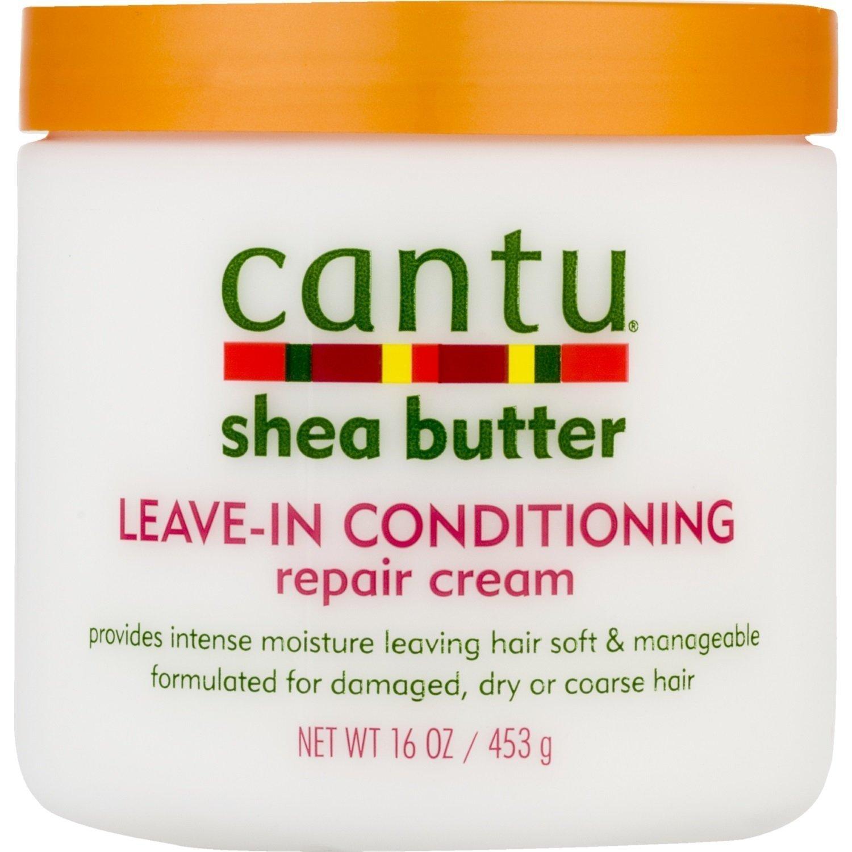 Cantu Shea Butter Leave in Conditioning Repair Cream 453 g 01120-12/3EU