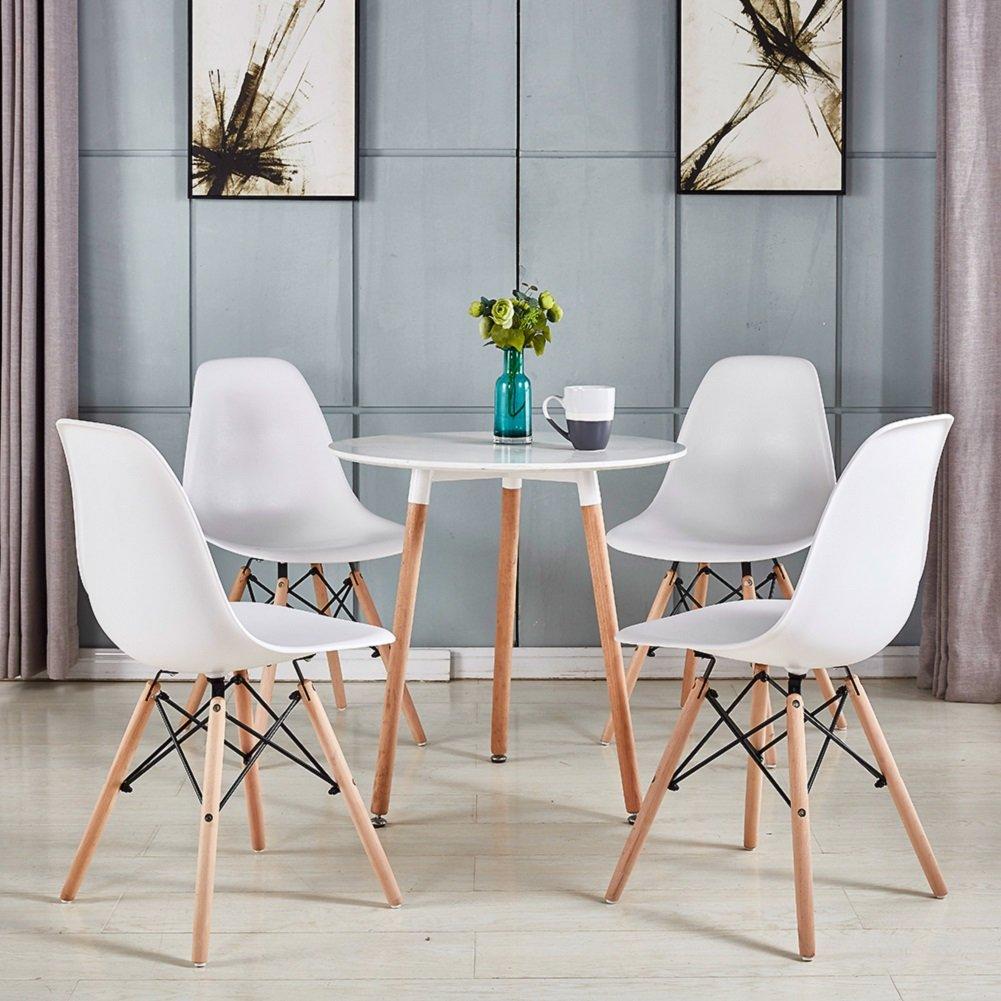 Amazoncom Alovhad Eames Dining Room Side