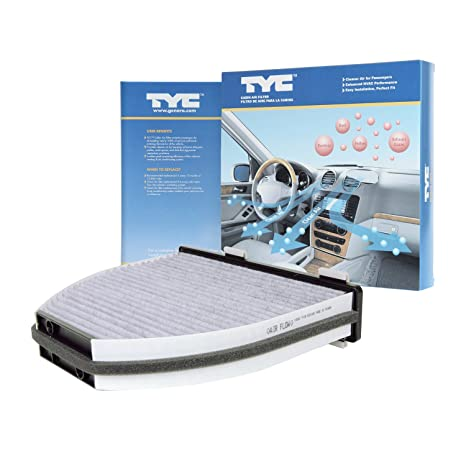 TYC 800186C Mercedes Benz C-Class Replacement Cabin Air Filter