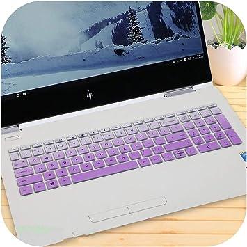 Funda protectora de teclado para portátil de 15,6 pulgadas ...
