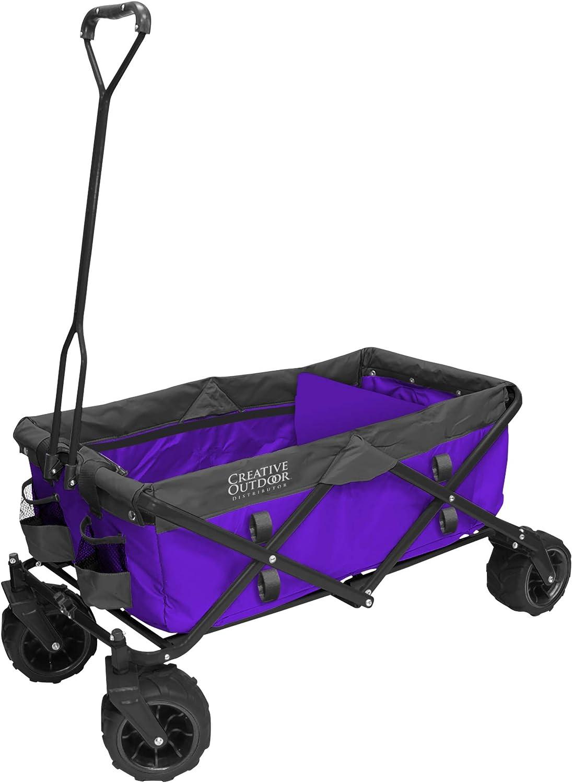 Creative Outdoor 900250 Distributor Two Tone All-Terrain Wagon