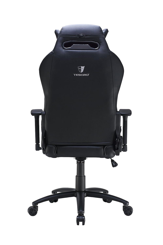 Tesoro Zone Balance Silla para Videojuegos de PC Asiento Acolchado - Sillas para Videojuegos (Silla para Videojuegos de PC, 120 kg, Asiento Acolchado, ...