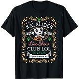 Animal Crossing KK Slider Live Show Poster Graphic T-Shirt T-Shirt