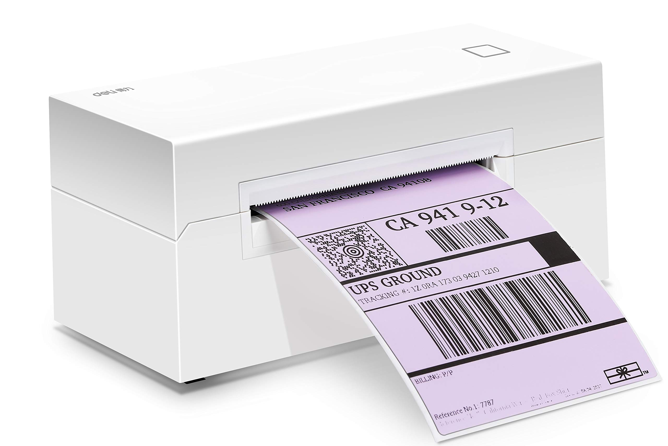 Shipping Label Printer 4×6 DL-770D High Speed 150mm/s Thermal Label Printer for