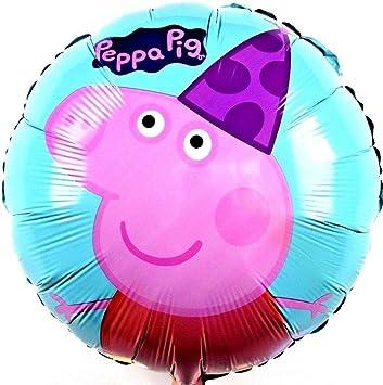 Bundles 10x R17F3 XL Peppa Pig Helio Globos Niños Cumpleaños ...