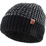 e1f961105c1f8 KBETHOS Men Knit Winter Warmers Hat Daily Slouchy Hats Beanie Skull Cap