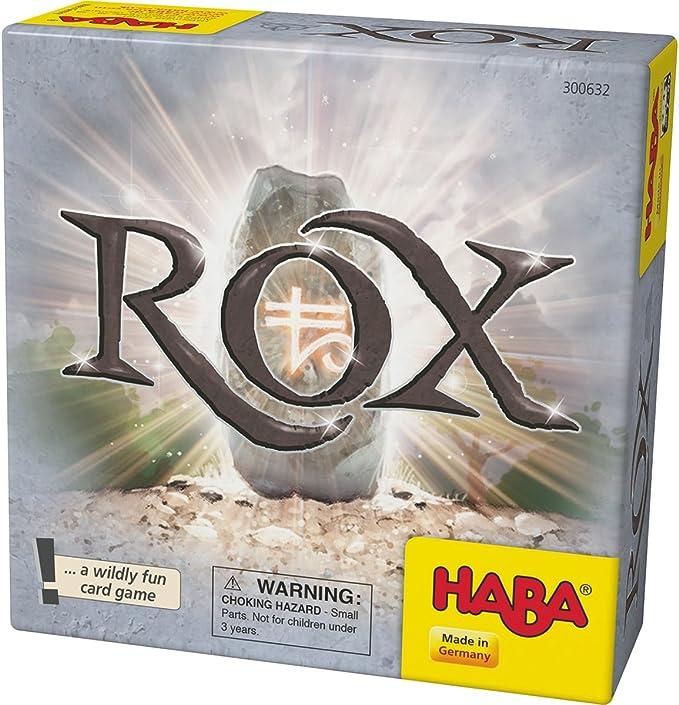 HABA 300632 - Rox (Juego de mesa): Amazon.es: Juguetes y juegos