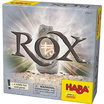 Haba 300632 Rox Juego De Mesa Amazon Es Juguetes Y Juegos