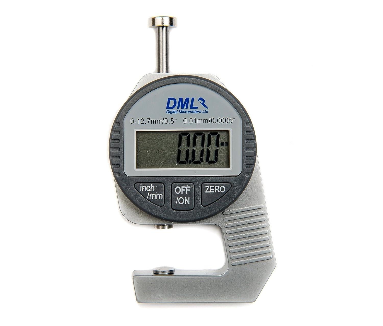 Dickenmessgerä t digital 0, 01mm (HD-127) Digital Micrometers Ltd