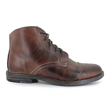 Bed Stu Mens Boots Hoover Teak Rustic