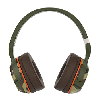 shades of most desirable fashion on wholesale Skullcandy Hesh 2 Bluetooth Wireless Headphones with Mic, Camo