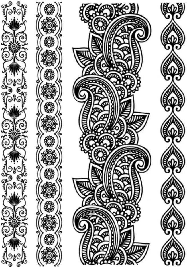 Xxpf 21 15 Cm Decal Beauty Hanna Female Black And White