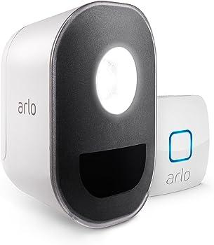Arlo Indoor/Outdoor Wireless Smart Home Security Light