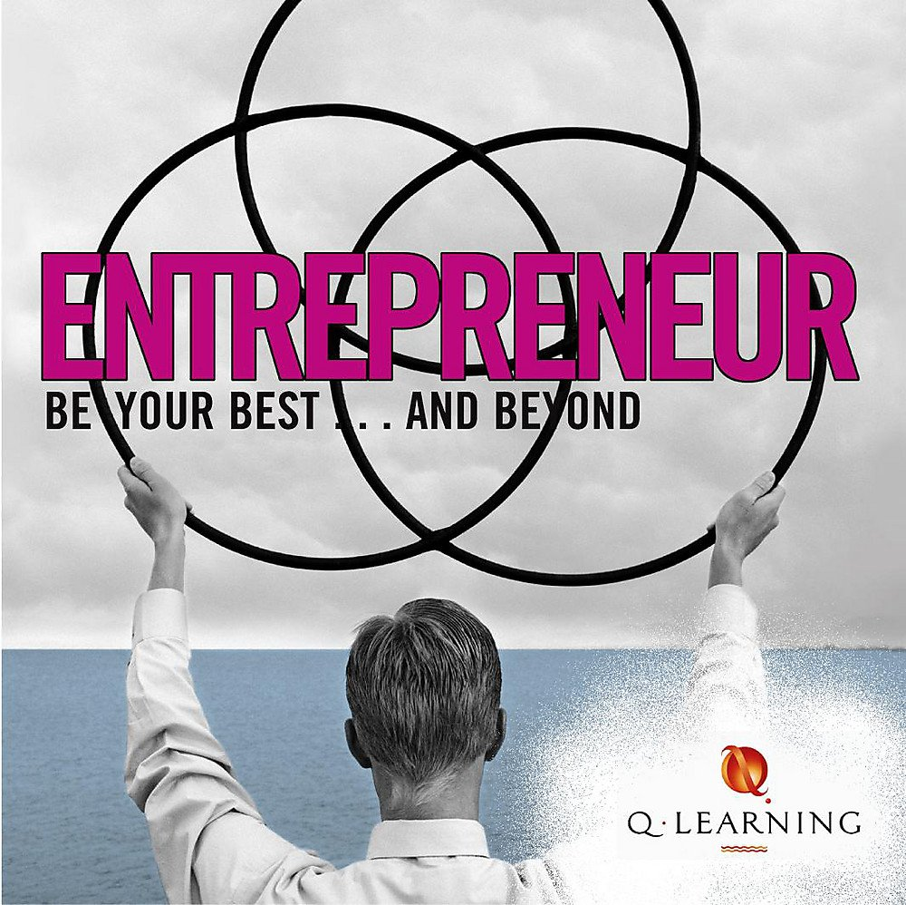 Download Entrepreneur: Be Your Best . . . and Beyond (Q Learning) PDF