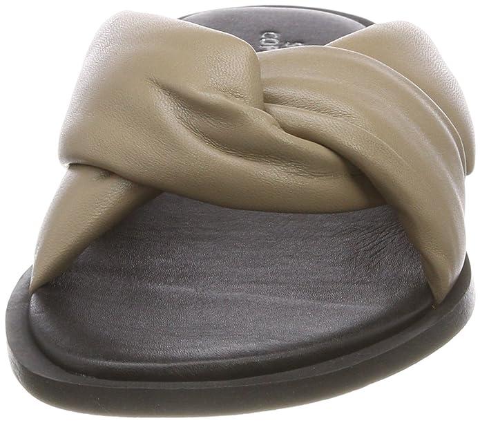 Shoe Biz Damen Hedvig Pantoffeln, Beige (Mestico Taupe), 39 EU