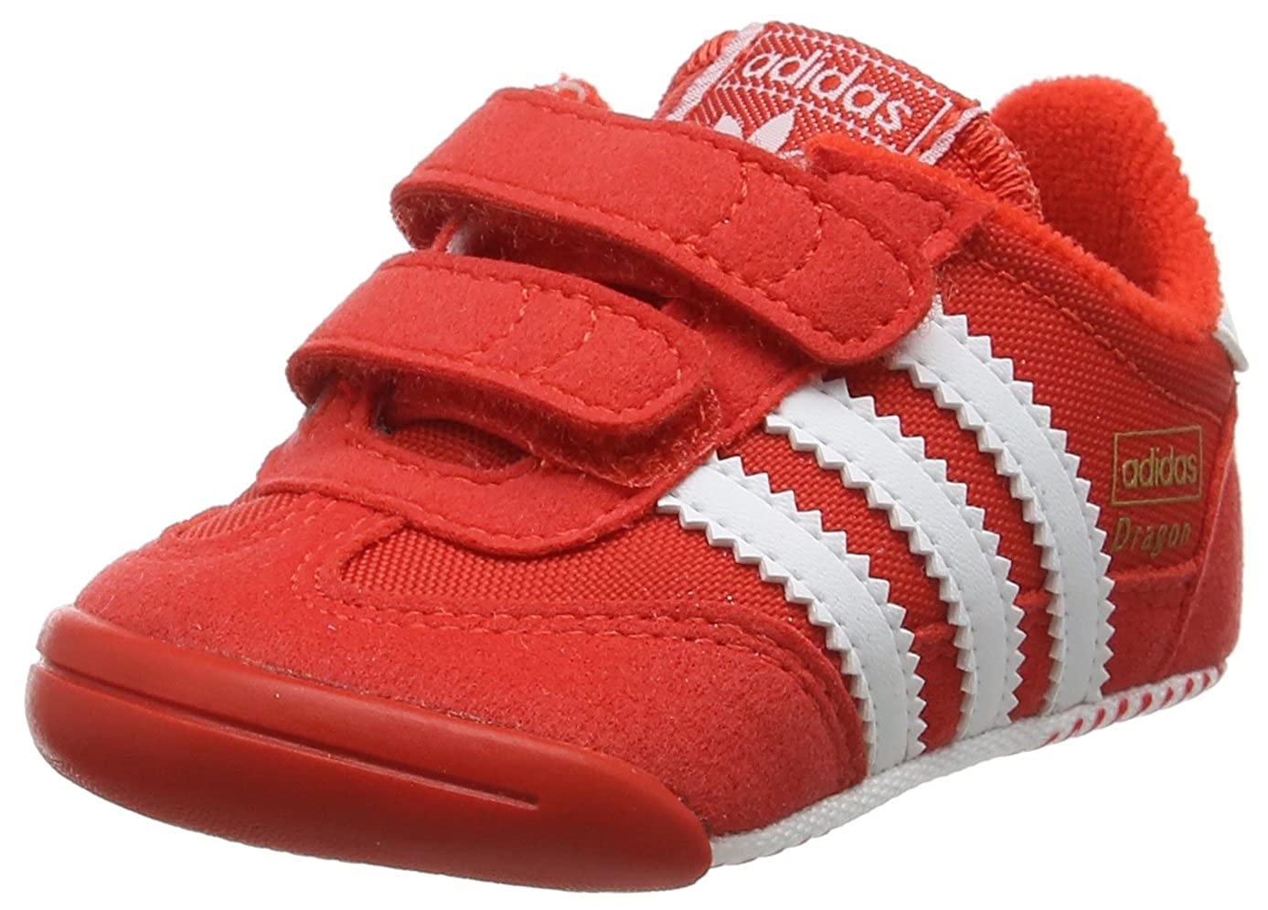 adidas Unisex Babies' Dragon L2w Crib Low-Top Sneakers 6-9 Months BY2377