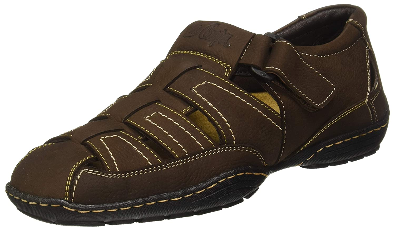 43f8e953c09f28 Lee Cooper Men s Sandals  Buy Online at Low Prices in India - Amazon.in