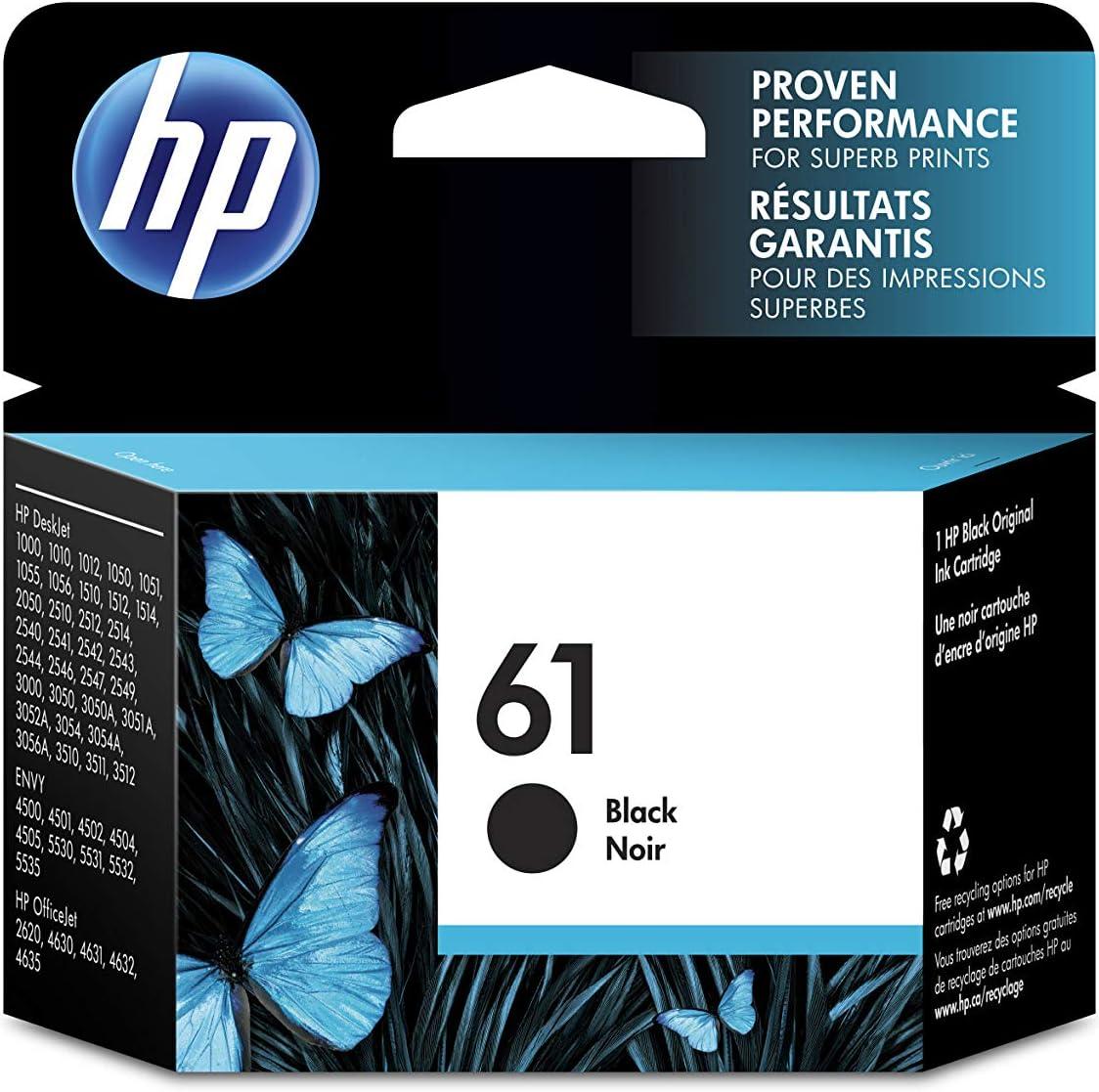 #61 XL 61XL Lot Ink Cartridge for HP Deskjet 2549 2543 3511 Officejet 4630 2620
