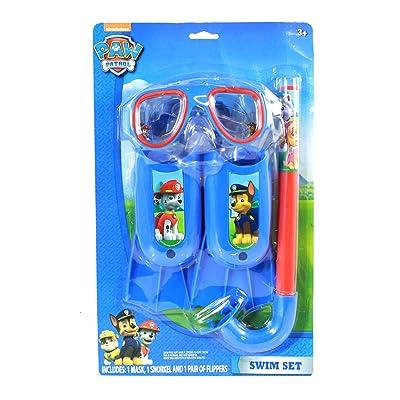 What Kids Want Paw Patrol Swim Set: Toys & Games