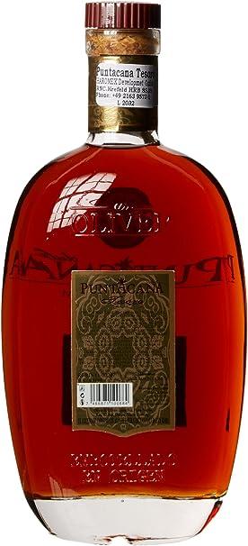punta Cana Tesoro 15 años Malt Whiskey acabado (1 x 0,7 l)