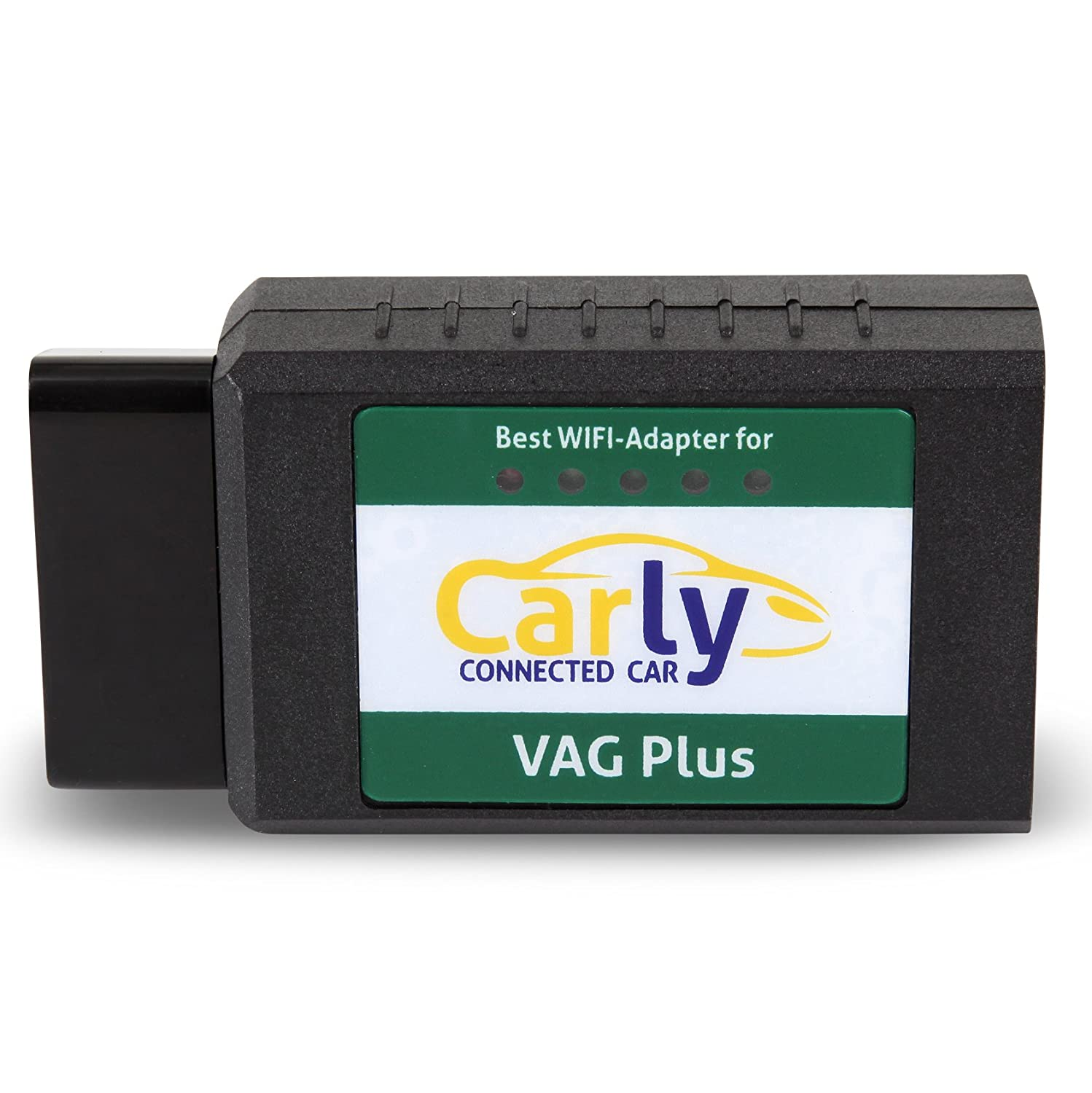 Carly fü r VAG Original-Carly-OBD2-Adapter, Wlan –   VAG-App fü r iPhone