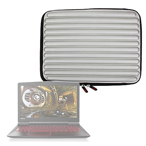 DURAGADGET Funda Gris con Espuma de Memoria Memory Foam para Portátil Lenovo ThinkPad L570, ThinkPad