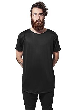 Urban Classics – con forma de Neopren larga Tee Camisa de ropa Lunga Uomo