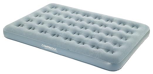 48 opinioni per Campingaz Quickbed- Materasso Doppio Gonfiabile, colore grigio, 198 x 137 x 19