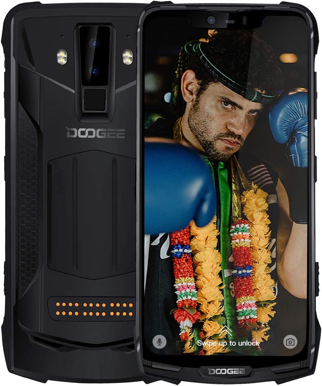 DOOGEE S90 Pro 4G Móvil Libre Resistente IP68/IP69K Impermeable, 6 ...