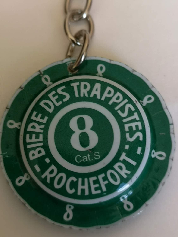 Llavero 8 Rochefort: Amazon.es: Handmade