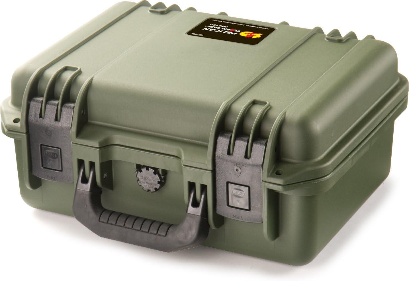 CVPKG presents - Pelican iM2100 OD Green With foam