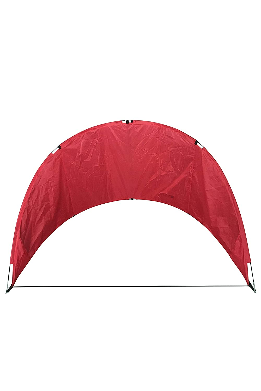 Mountain Warehouse Coupe-Vent Compact et léger - Pare-Vent Facile à Utiliser - Robuste - Idéal pour Vacances, Plage, Camping, randonnée