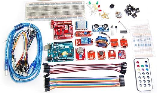 Sensor De Nube Arduino Uno R3 Kit De Desarrollo