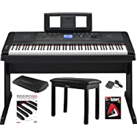 Amazon best sellers best electronic keyboards for Yamaha dgx 200 portable grand keyboard